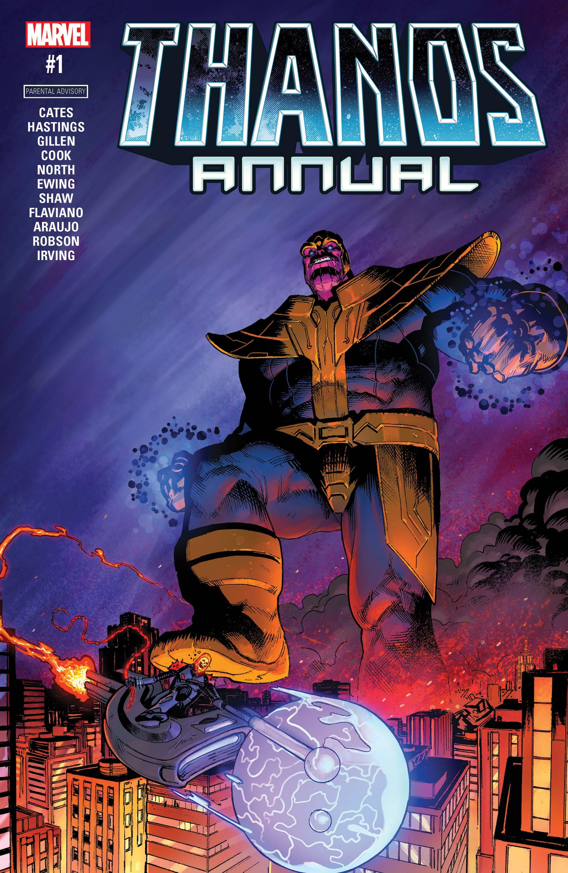 Thanos Annual (2018) #1