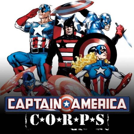 Captain America Corps (2011)