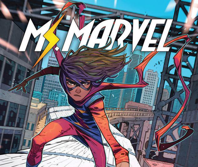MS. MARVEL BY SALADIN AHMED VOL. 1: DESTINED TPB #1