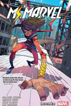 Ms. Marvel by Saladin Ahmed Vol. 1: Destined (Trade Paperback)