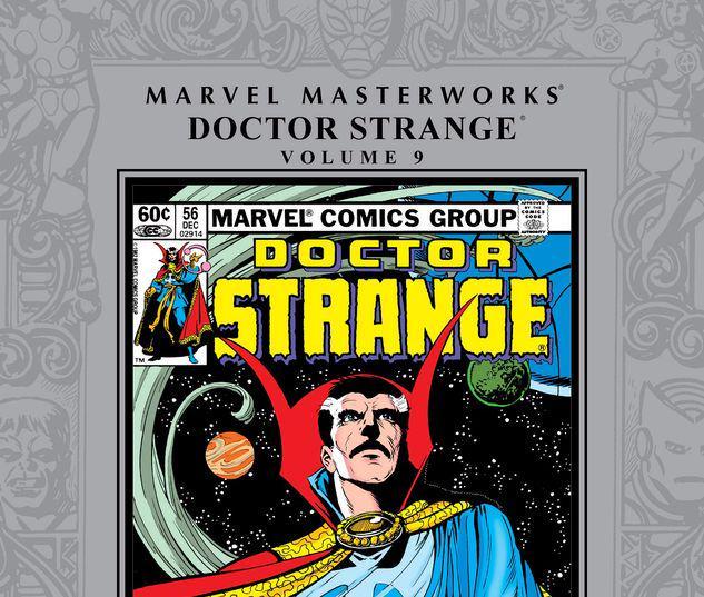 MARVEL MASTERWORKS: DOCTOR STRANGE VOL. 9 HC #9