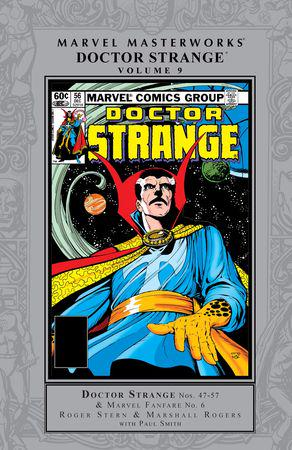 Marvel Masterworks: Doctor Strange Vol. 9 (Hardcover)
