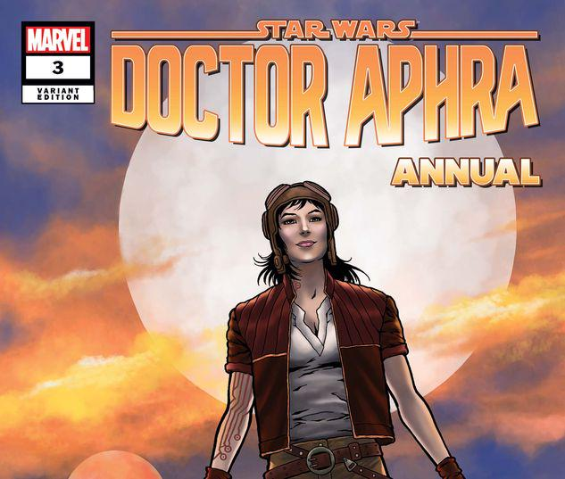 STAR WARS: DOCTOR APHRA ANNUAL 3 DORAN VARIANT #3