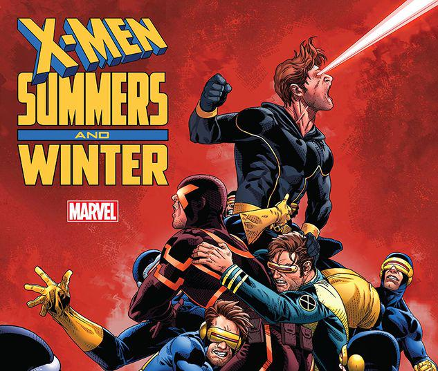X-MEN: SUMMERS AND WINTER TPB #1