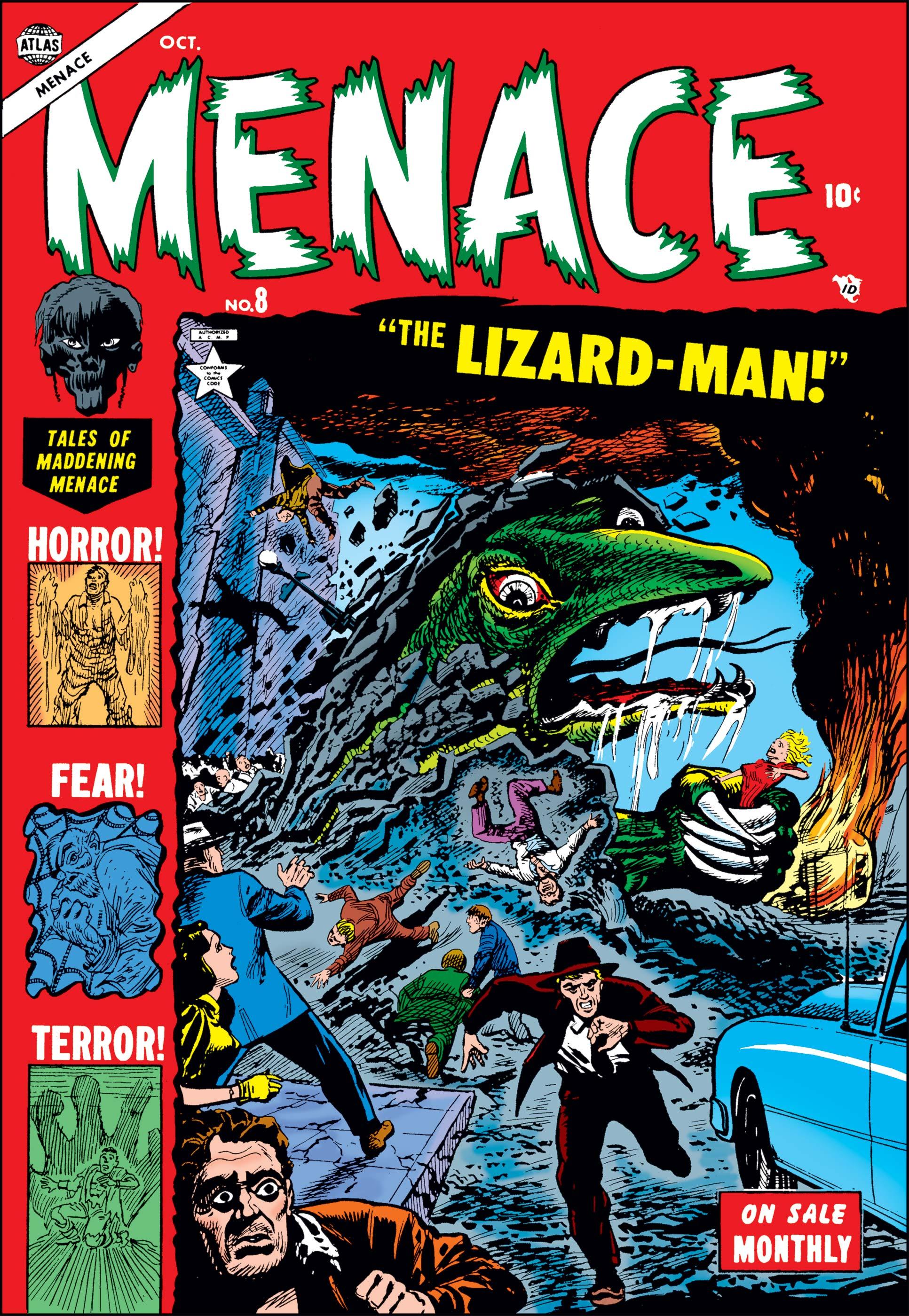 Menace (1953) #8