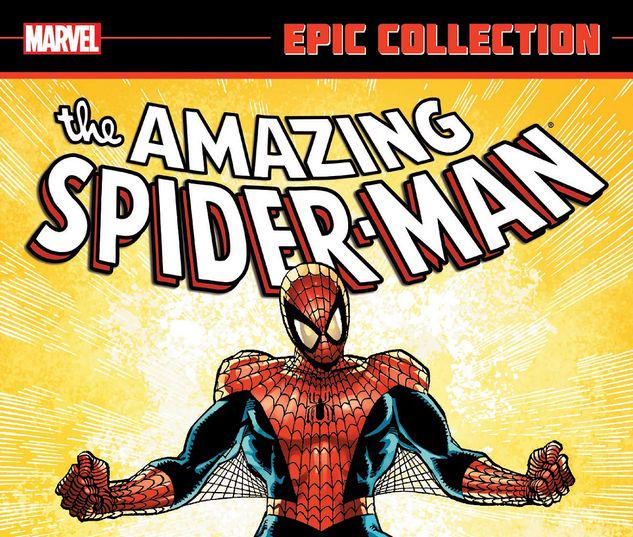 AMAZING SPIDER-MAN EPIC COLLECTION: COSMIC ADVENTURES TPB #1