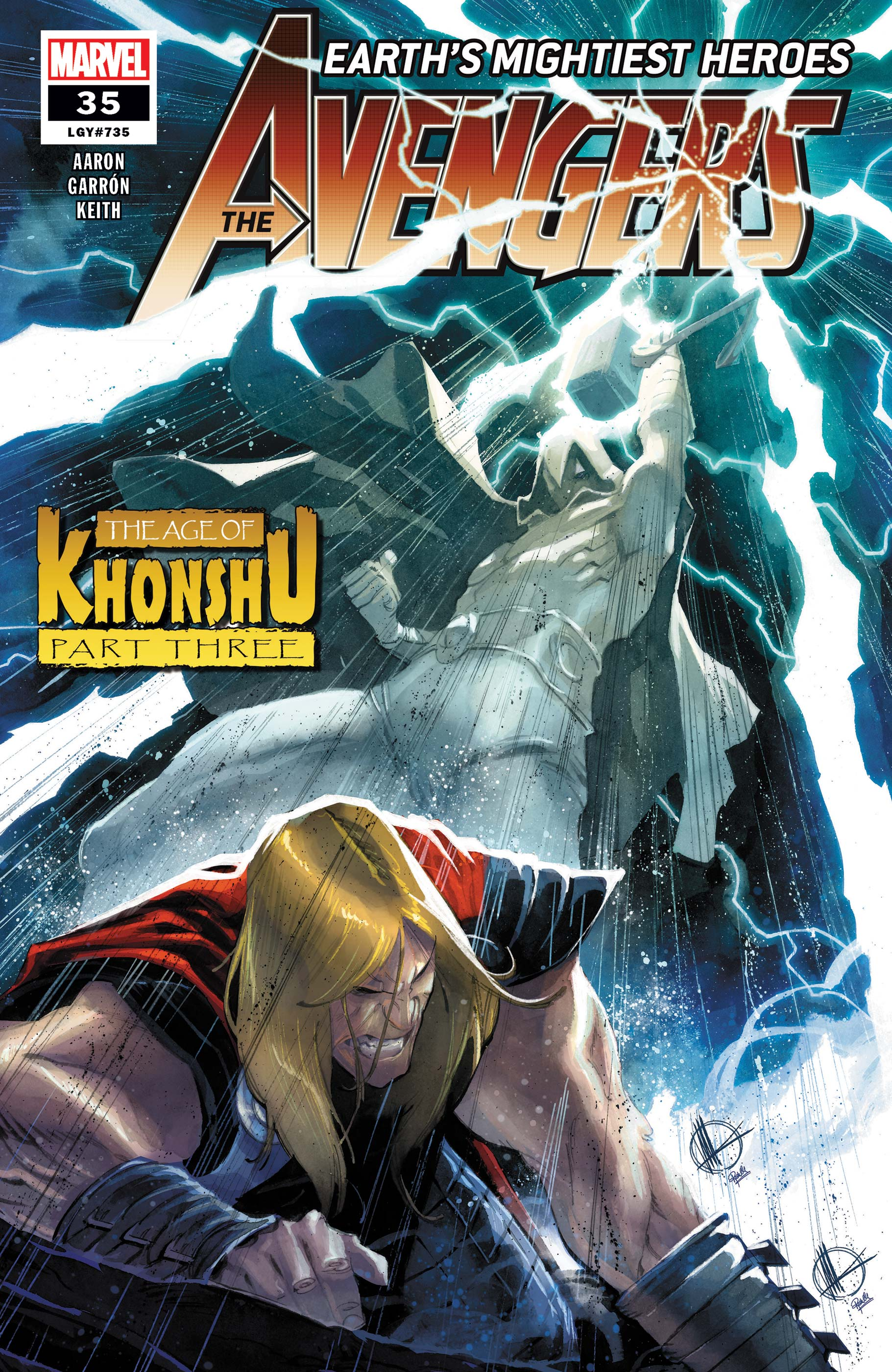 Avengers (2018) #35
