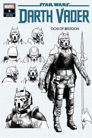 Star Wars: Darth Vader (2020) #8 (Variant)