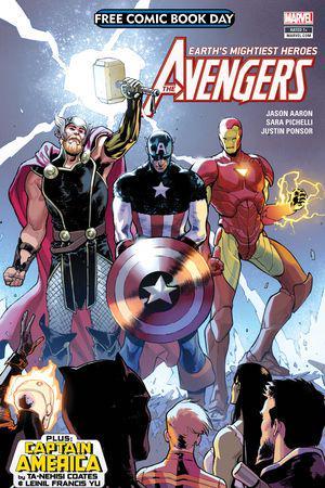 Free Comic Book Day (Avengers) (2018) #1