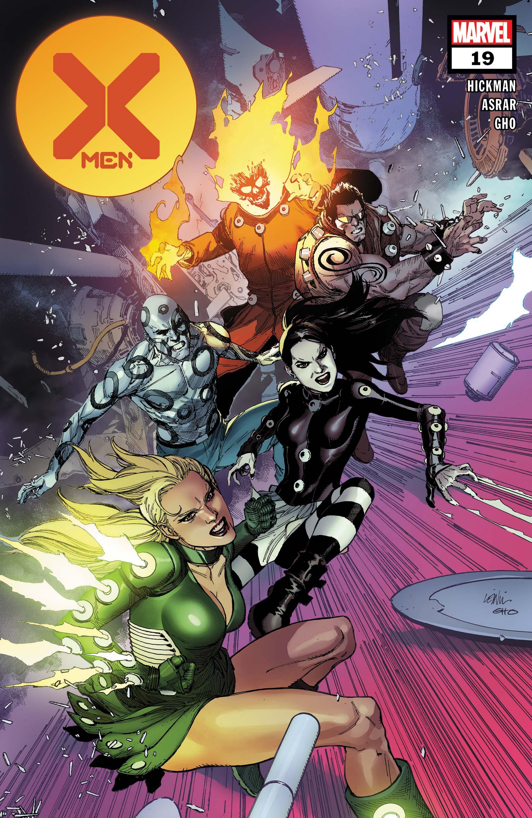 X-Men (2019) #19