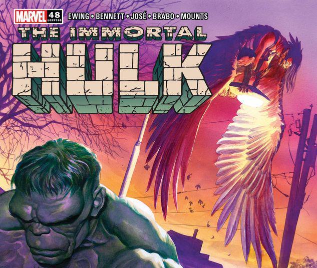 Immortal Hulk #48