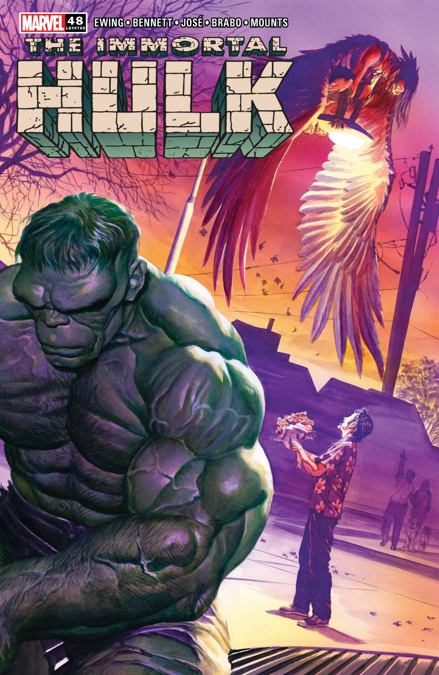 Immortal Hulk (2018) #48