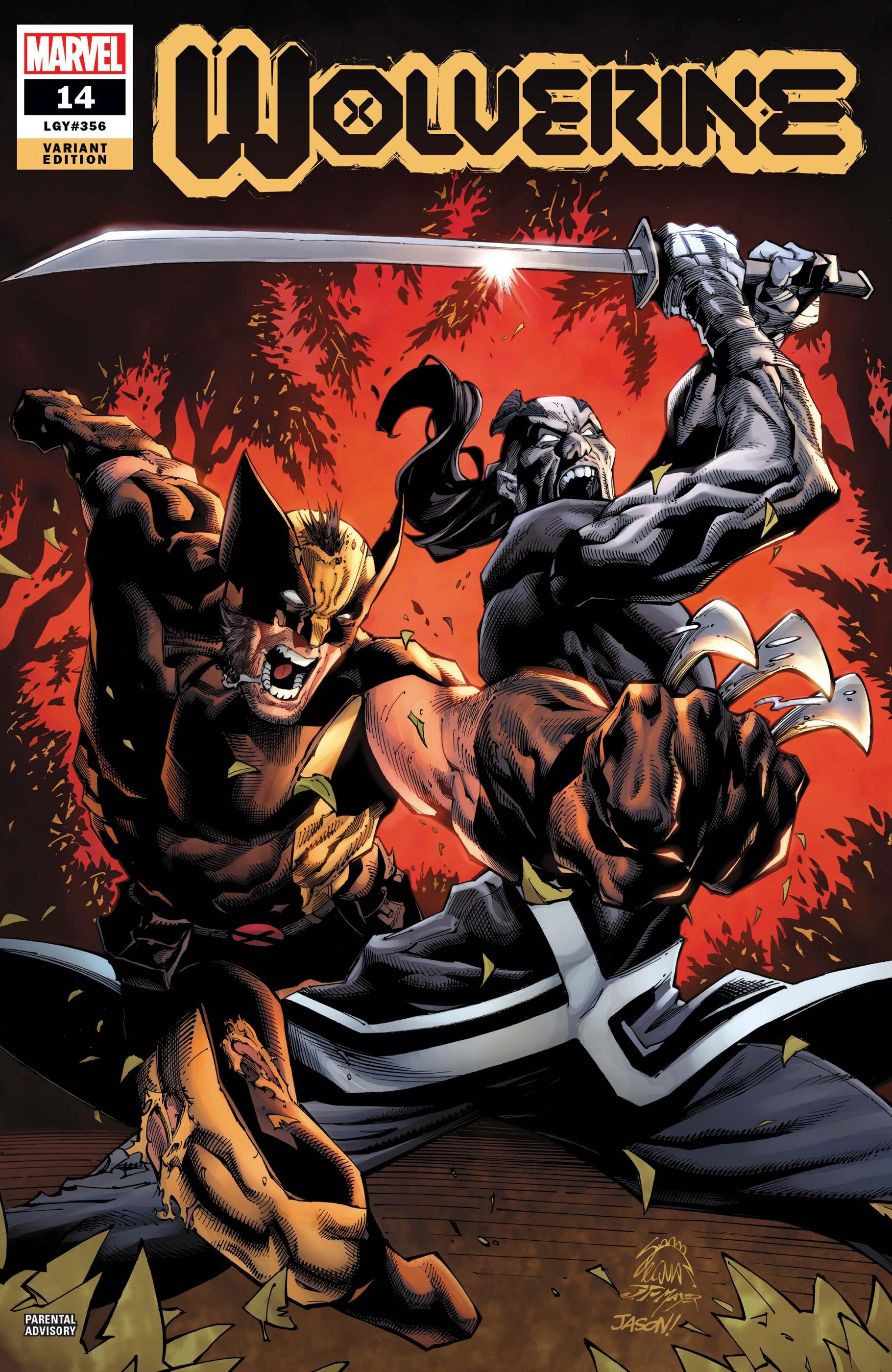 Wolverine (2020) #14 (Variant)
