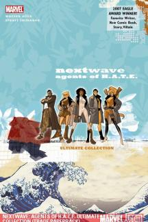 Nextwave: Agents of H.a.T.E. Ultimate Collection (Trade Paperback)