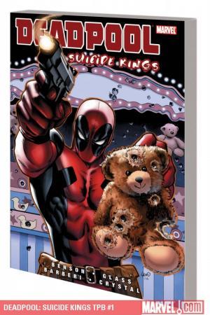 Deadpool: Suicide Kings (Trade Paperback)