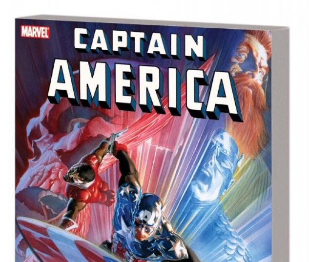 Captain America: Road to Reborn (Trade Paperback)