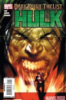 Dark Reign: The List - Hulk (2009) #1
