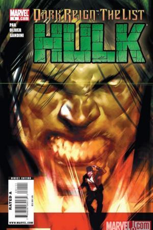Dark Reign: The List - Hulk (2009)