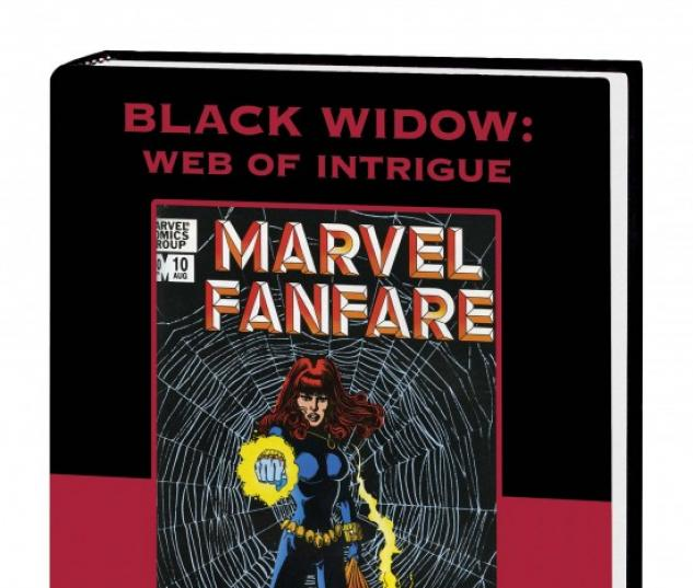 BLACK WIDOW: WEB OF INTRIGUE PREMIERE HC (VARIANT)
