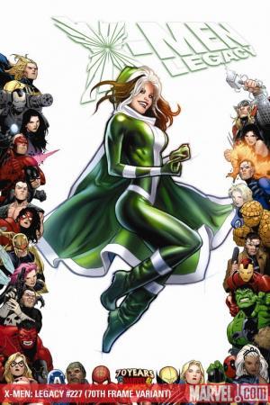 X-Men Legacy (2008) #227 (70TH FRAME VARIANT)