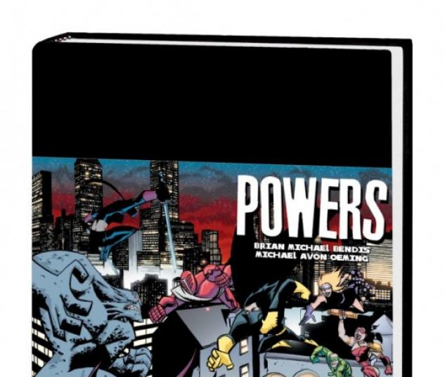 POWERS: THE DEFINITIVE COLLECTION