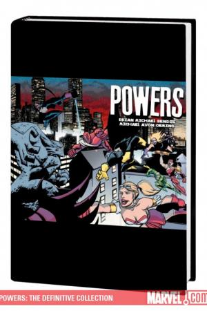 Powers: The Definitive Collection Vol. 3 (Hardcover)