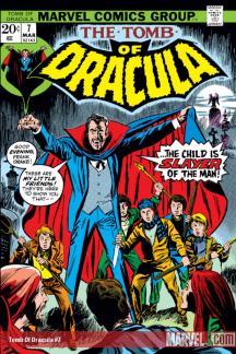 Tomb of Dracula (1972) #7