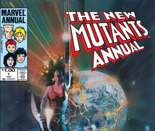 New Mutants Annual #1