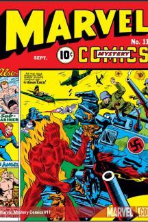 Marvel Mystery Comics (1939) #11