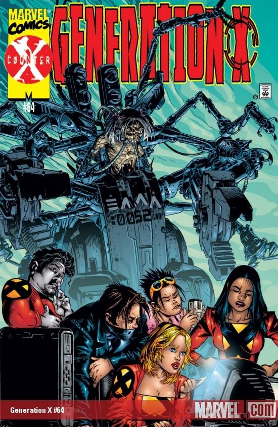 Generation X (1994) #64