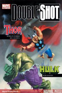 Marvel Double Shot #1