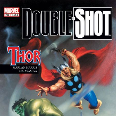 Marvel Double-Shot (2003)