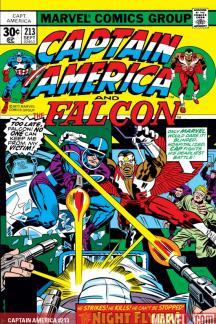 Captain America (1968) #213