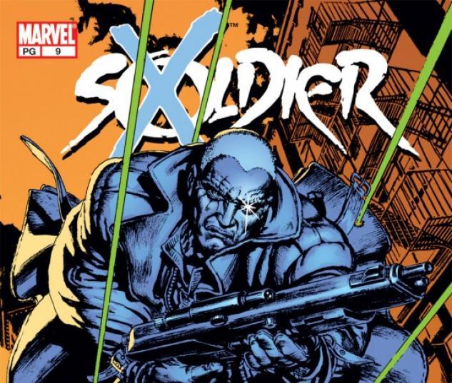 Soldier X #9