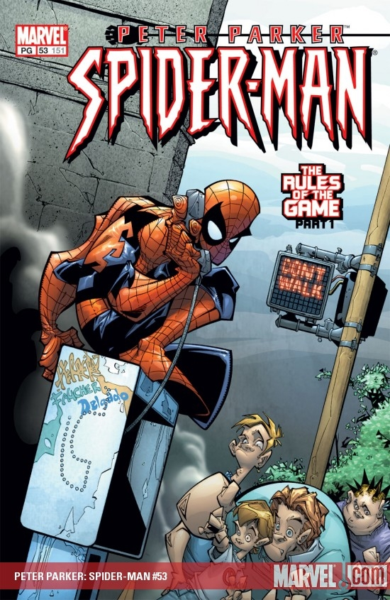 Peter Parker: Spider-Man (1999) #53
