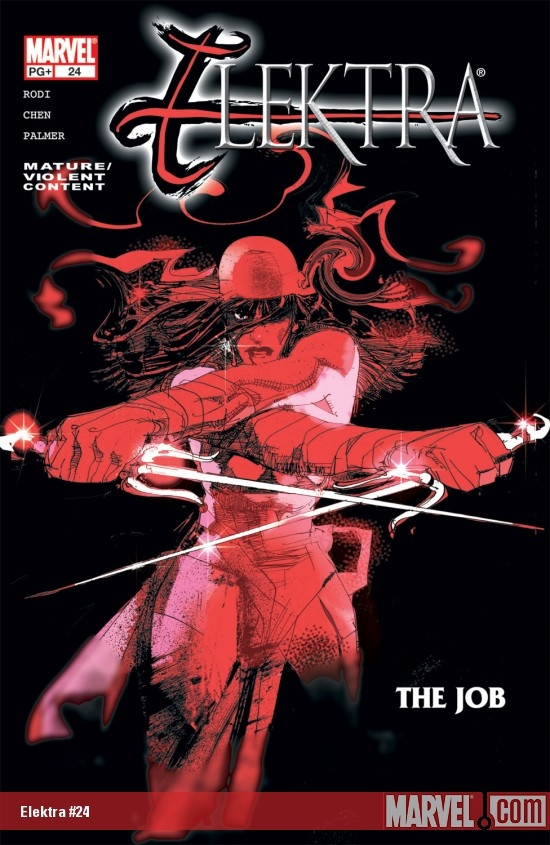 Elektra (2001) #24