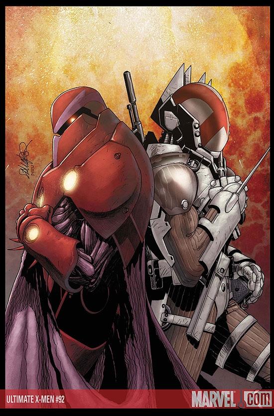 Ultimate X-Men (2000) #92