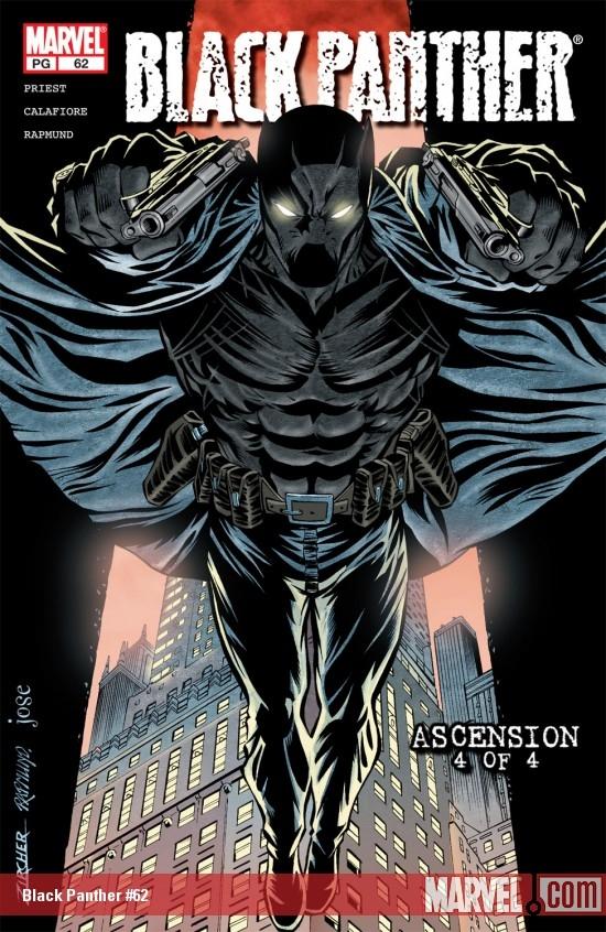 Black Panther (1998) #62