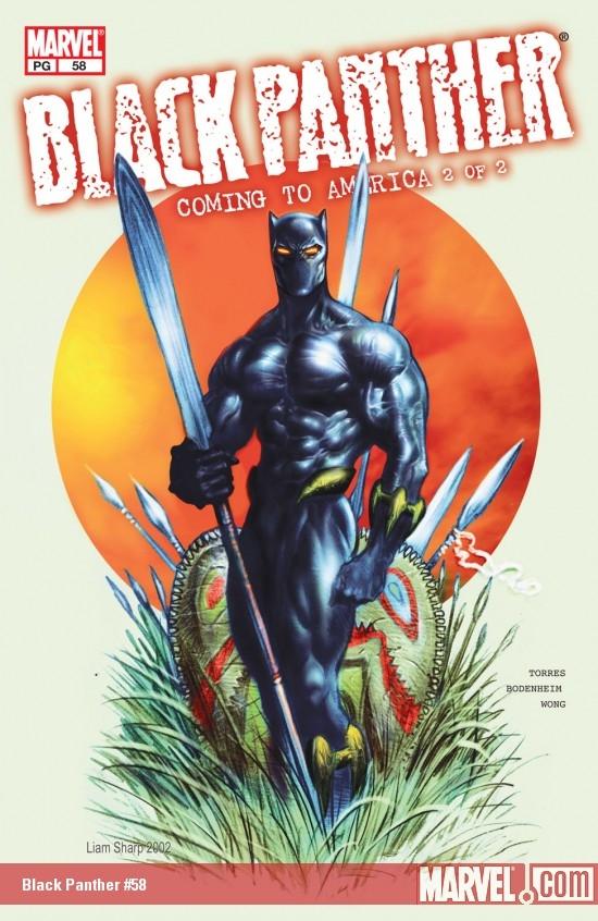 Black Panther (1998) #58