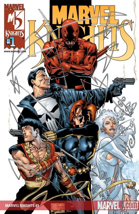 Marvel Knights (2000) #1