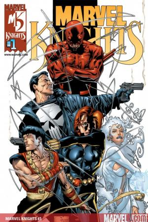 Marvel Knights (2000) #1