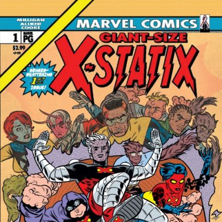 X-Statix (2002) #1