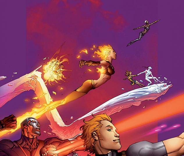 Ultimate X-Men (2000) #72