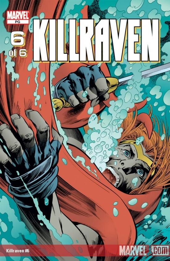 Killraven (2002) #6