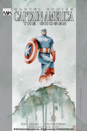 Captain America: The Chosen (2007) #3