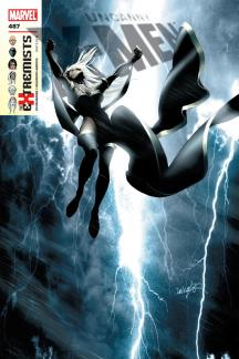 Uncanny X-Men #487