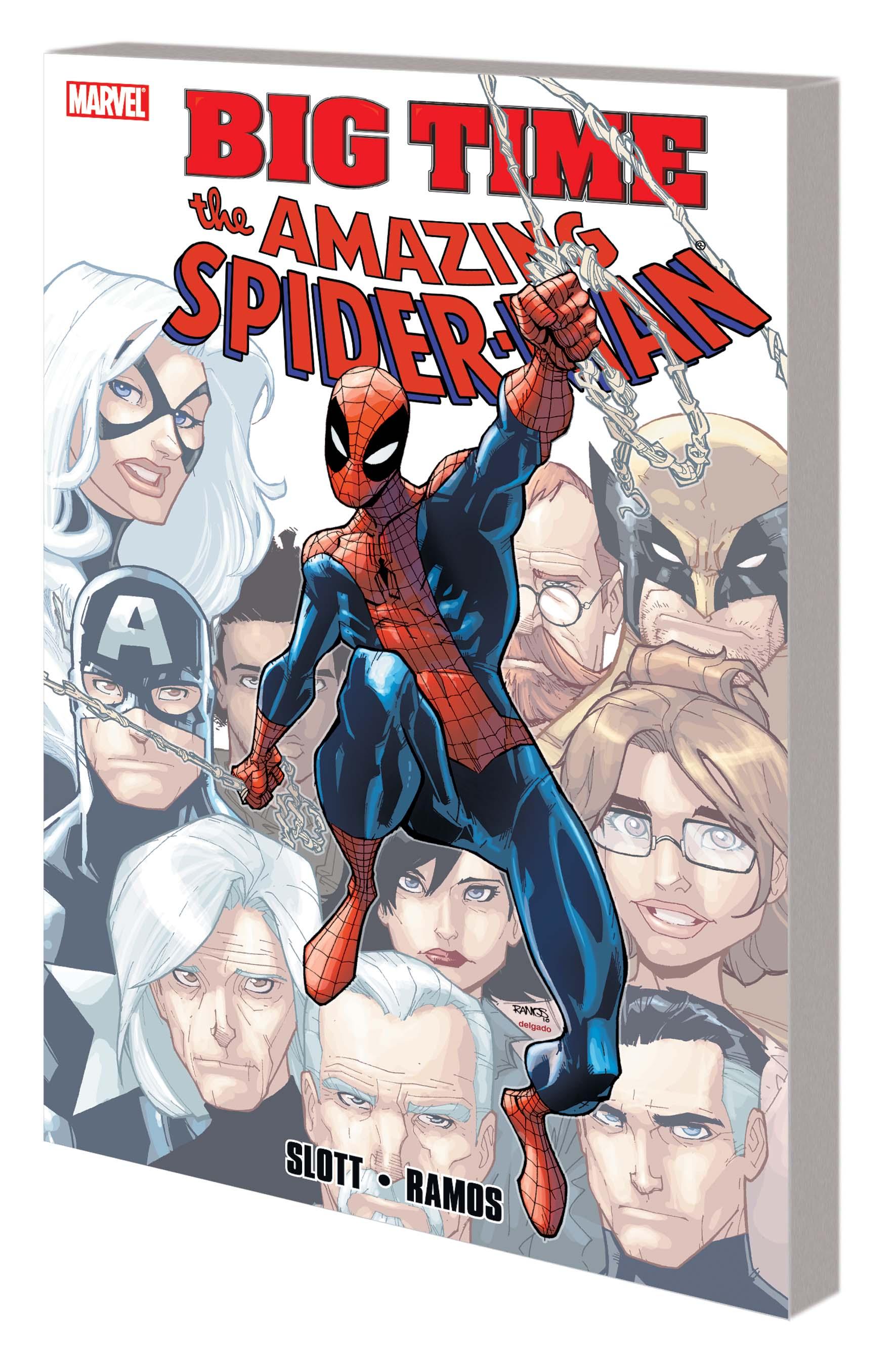 SPIDER-MAN: BIG TIME TPB (Trade Paperback)