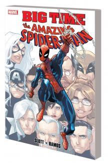 SPIDER-MAN: BIG TIME TPB (Trade Paperback)