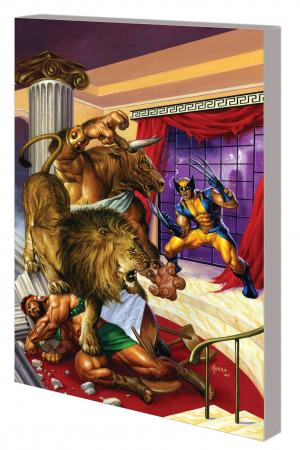 WOLVERINE/HERCULES: MYTHS, MONSTERS & MUTANTS TPB (Trade Paperback)