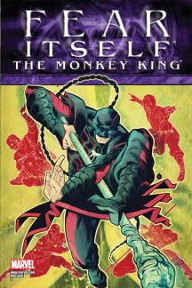 Fear Itself: Monkey King (2011) #1